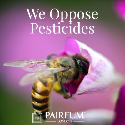 Pairfum London Pollinator Opposes Bee Killing Pesticides 1 1