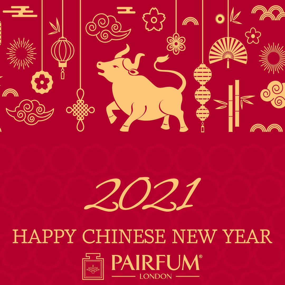 Pairfum London Happy Chinese New Year 2021 Mandarin Orange 1 1