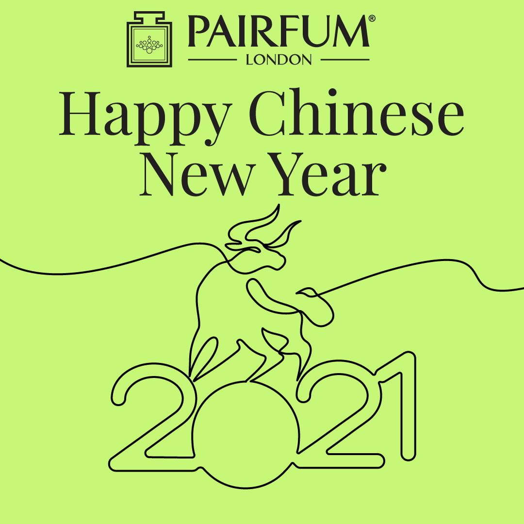 Pairfum London Happy Chinese New Year 2021 Ox 1 1
