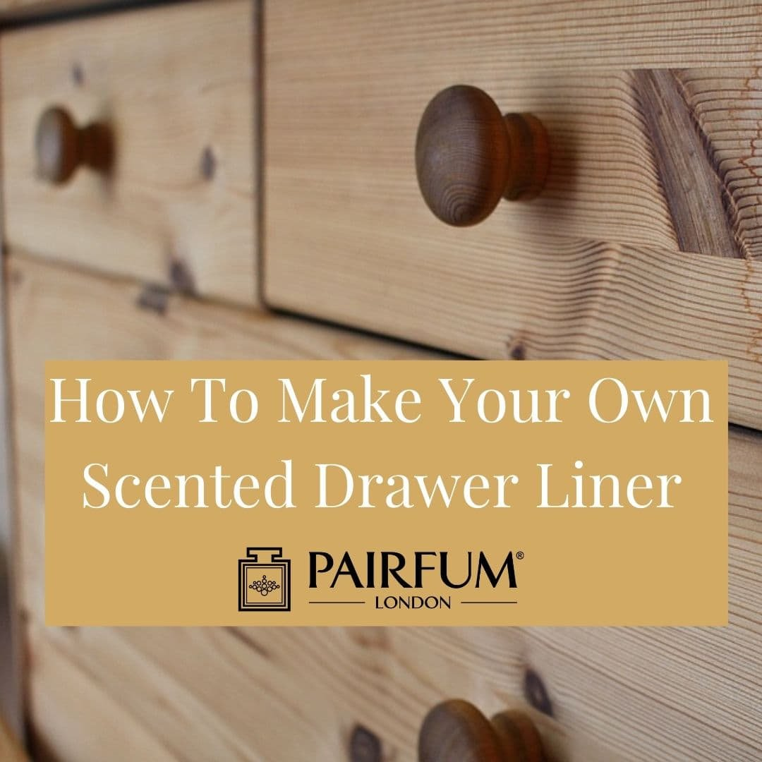 Traditional Fragrant Drawer Liners