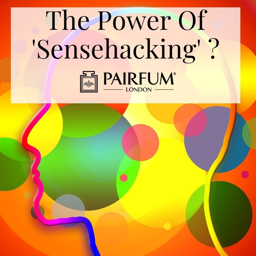Psychedelic Depiction Of Sensehacking