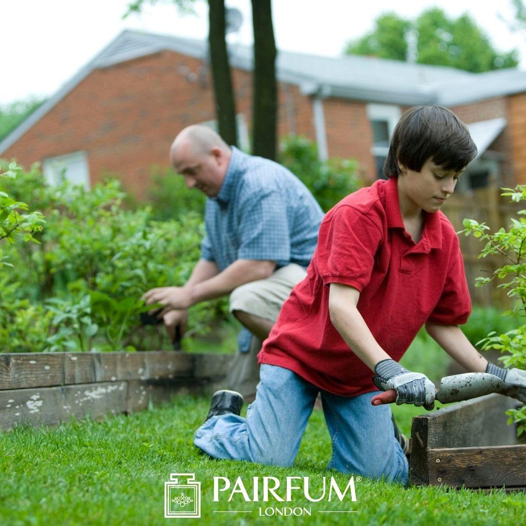 Sensehacking Through Gardening