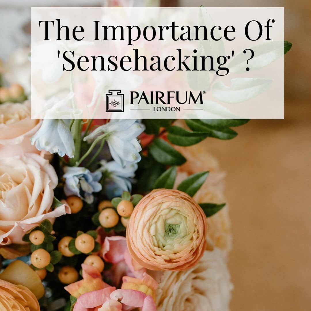 Sensehacking With A Bouquet Of Flowers