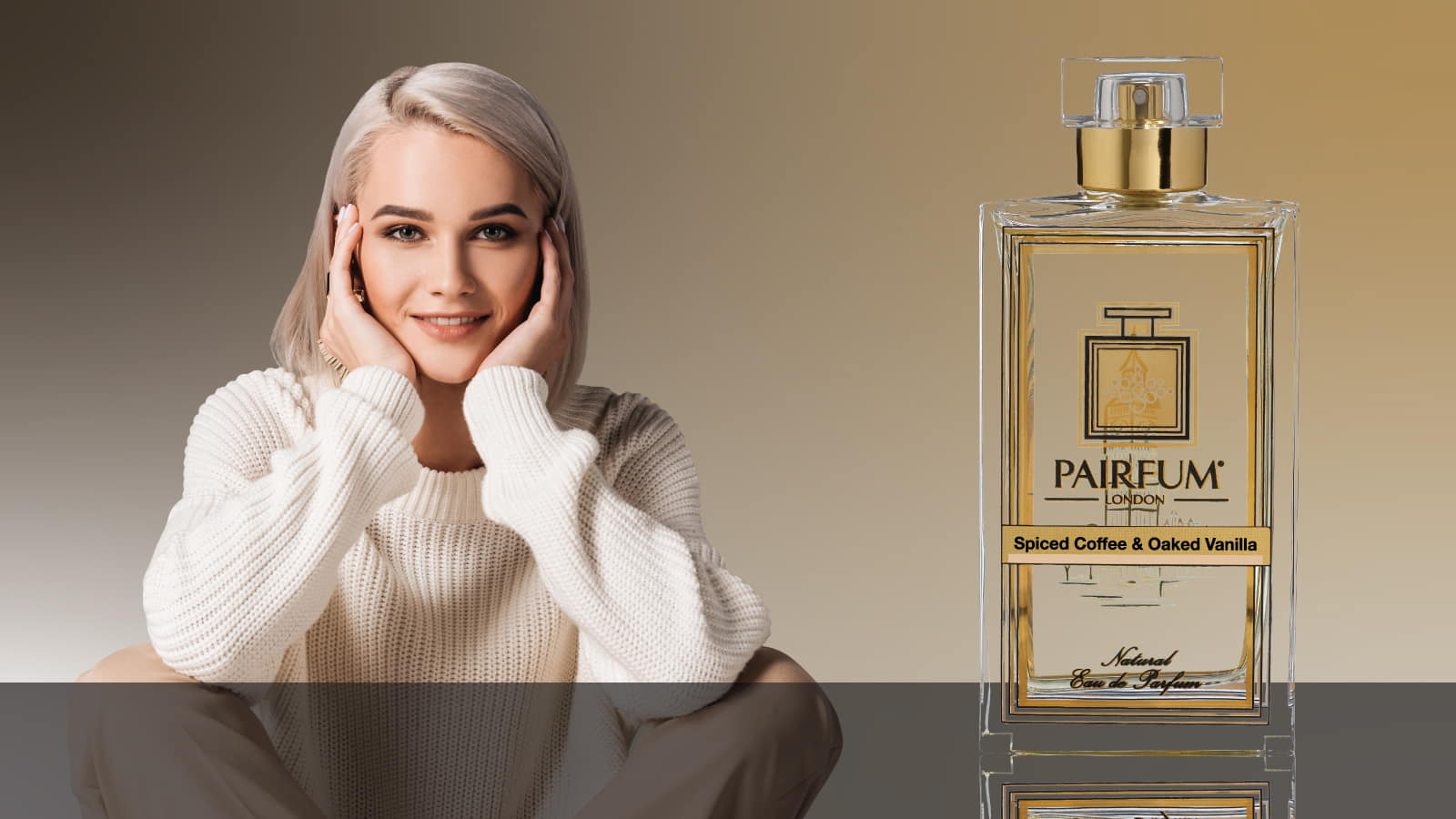 Eau De Parfum Person Reflection Spiced Coffee Oaked Vanilla Woman Young 16 9
