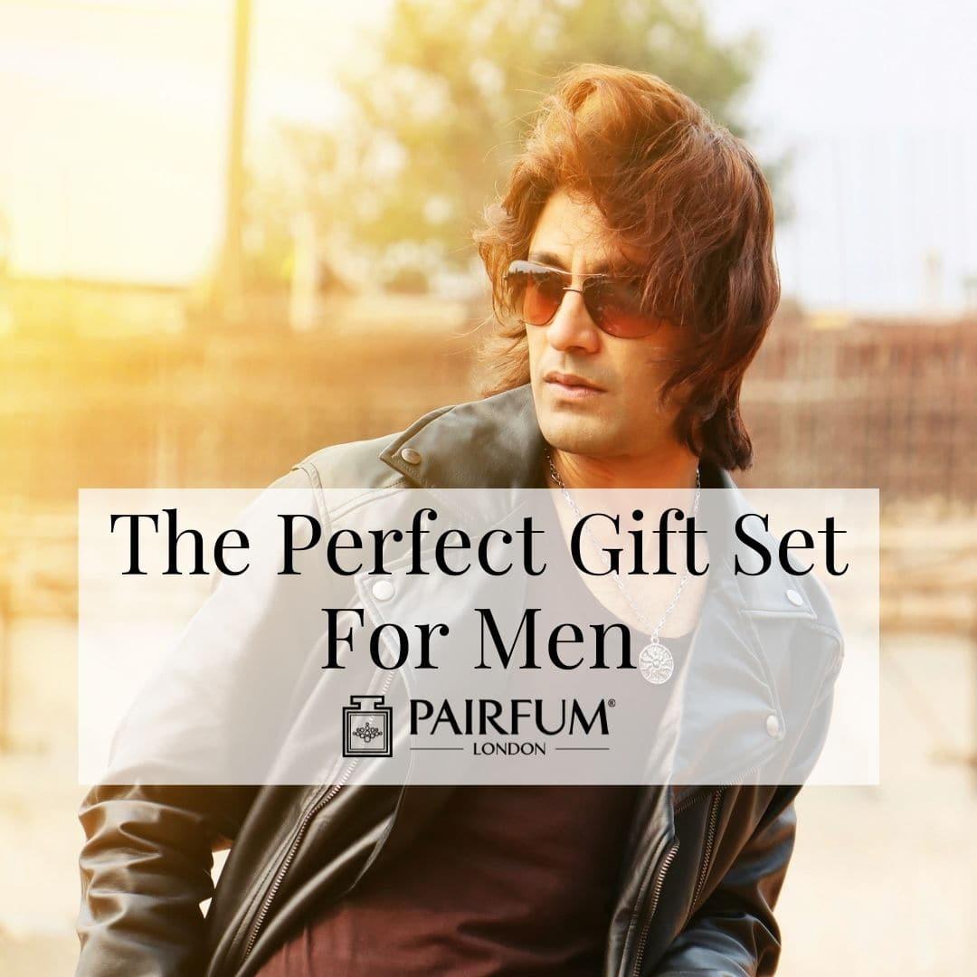 The Perfect Men's Perfume Gift Set