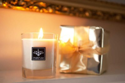 Pairfum luxury flower wax scented candle